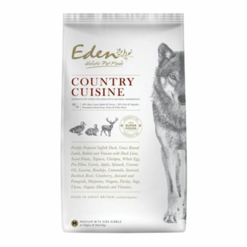 EDEN HOLISTIC 80/20 COUNTRY CUISINE SMALL 2KG