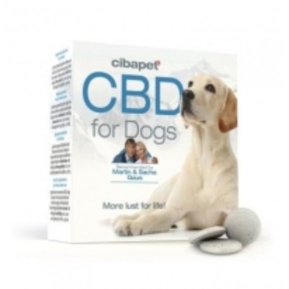 Cibapet CBD tabletta kutyáknak 55x
