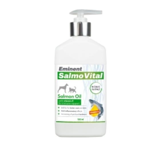 Eminent SalmoVital (lazacolaj E vitaminnal) 500ml