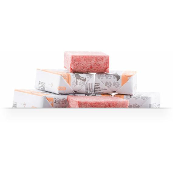 Csirke darálék, hús, csont és porcogó, 250 g/kocka(4x250g)