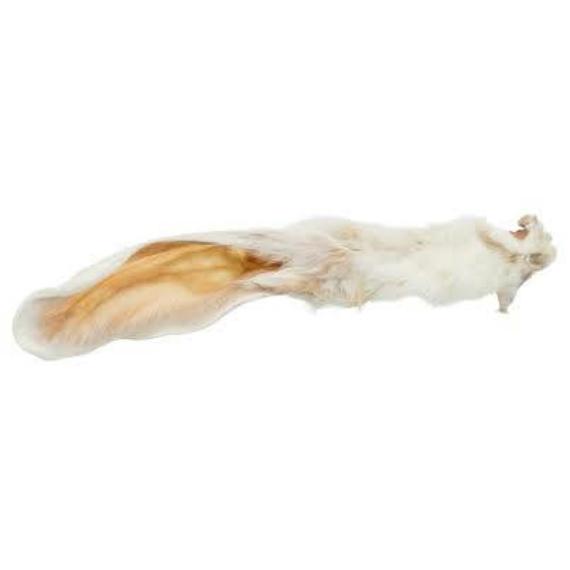 Trixie Rabbit Ears - jutalomfalat (szárított nyúlfül) kutyák részére (100g)