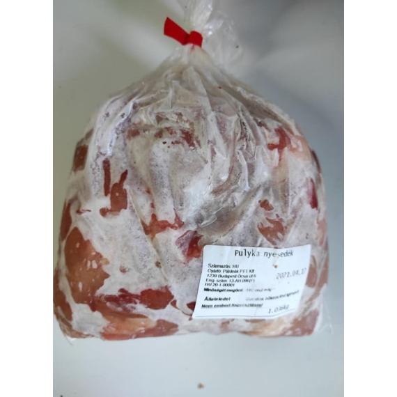 Pulyka nyesedékhús