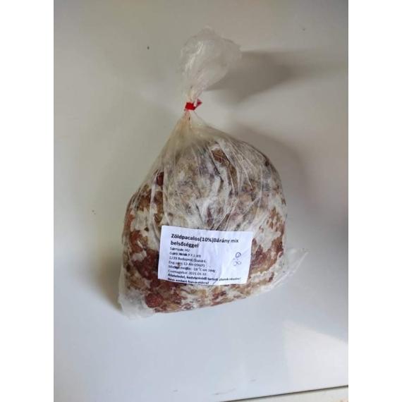Bárány hús+ zöld pacal mix