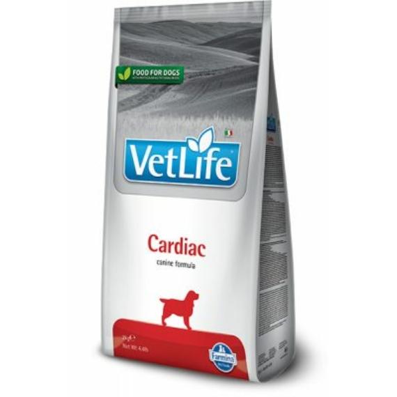 VET LIFE NATURAL DIET DOG CARDIAC 2KG