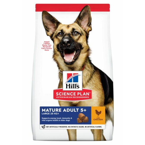 HILL S SCIENCE PLAN CANINE MATURE LARGE BREED 18 KG