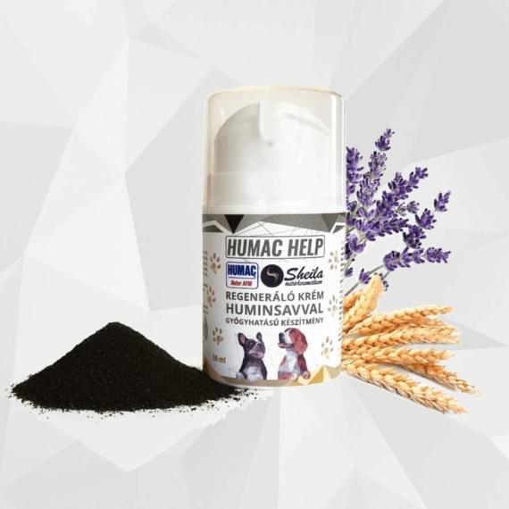 HUMAC® HELP Bőrkondicionáló és regeneráló hatású gyógyhatású termék