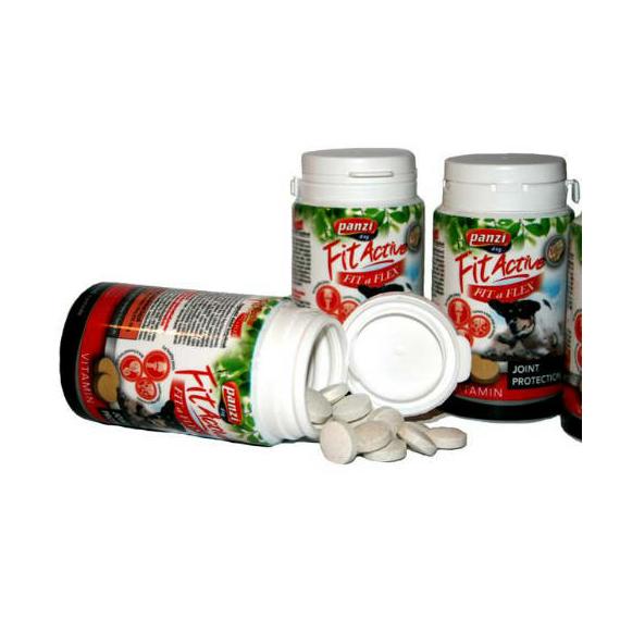 Panzi FitActive FIT-a-FLEX vitamin kutyáknak 60db