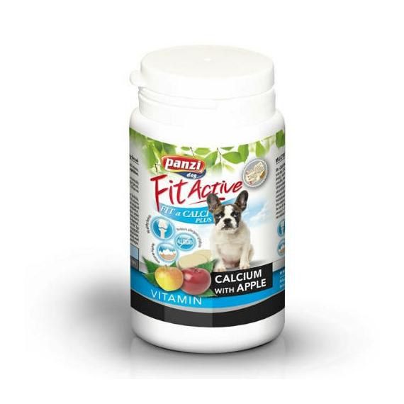 Panzi FitActive FIT-a-Calci Plus vitamin kutyáknak 60db