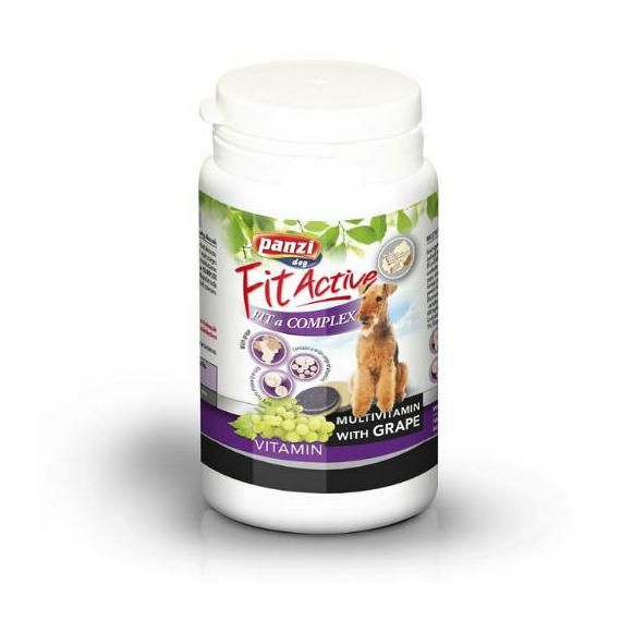 Panzi FitActive FIT-a-Complex vitamin kutyáknak 60db