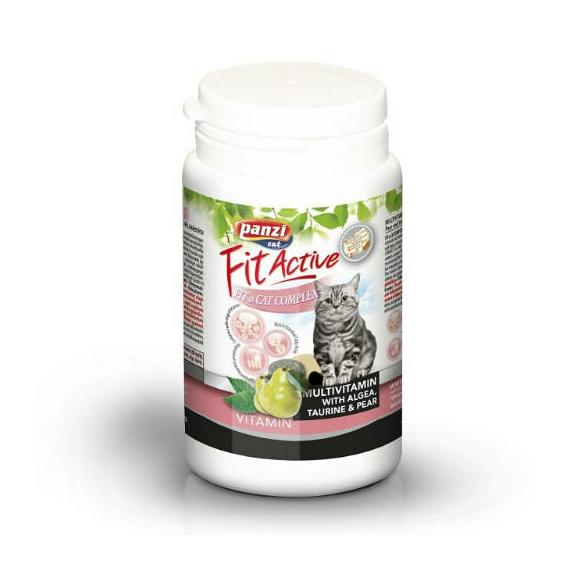 Panzi FitActive FIT-a-CAT Complex vitamin macskáknak 60db