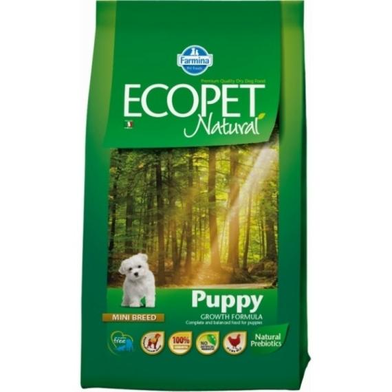 ECOPET NATURAL PUPPY MINI 14KG
