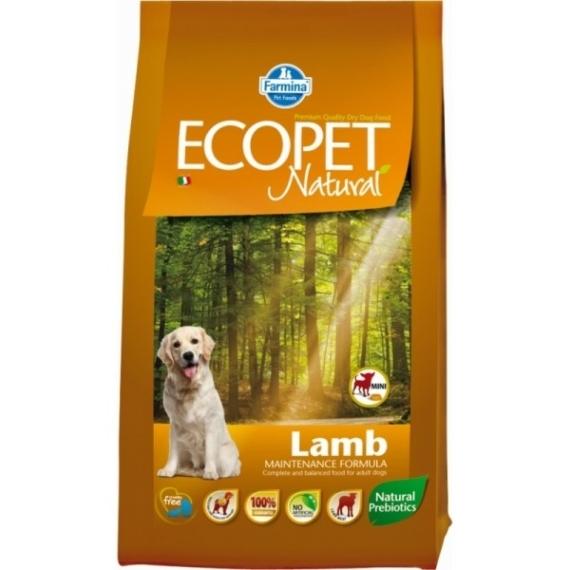 ECOPET NATURAL LAMB MINI 14KG
