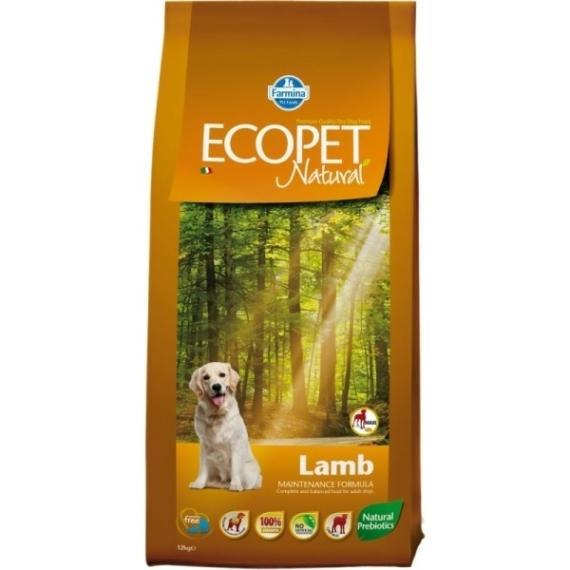 ECOPET NATURAL LAMB MAXI 14KG